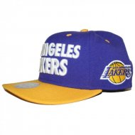 Los Angeles Lakers Snapback Score | NBA | Mitchell &...