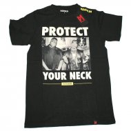 Maskulin T-Shirt Protect Your Neck schwarz (SALE)