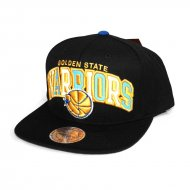 Mitchell & Ness Golden State Warriors Reflective Tri...