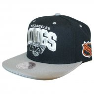 Mitchell & Ness - Snapback Cap Los Angeles Kings Team...