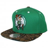 Mitchell & Ness - Strapback Cap Boston Celtics The...