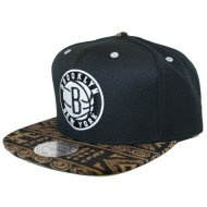 Mitchell & Ness - Strapback Cap Brookyln Nets The...
