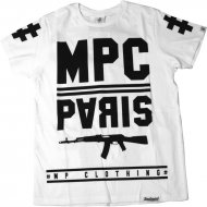 Monsterpiece - MPC Paris T-Shirt wei�