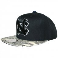 North Carolina Tar Heels Snapback Rebel | NCAA | Mitchell...