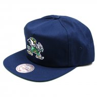 Notre Dame Fighting Irish Snapback Deck navy | NCAA |...