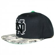 Notre Dame Fighting Irish Snapback Rebel | NCAA |...