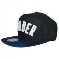 Oklahoma City Thunder Snapback Letterman | NBA | Mitchell...