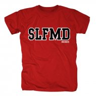 Selfmade Records - SLFMD T-Shirt rot