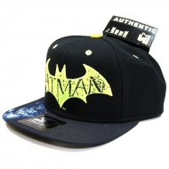 Starter x Batman - Midnight Killer Croc Snapback Cap