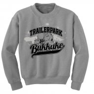 Trailerpark Sweater Bukkake Grau