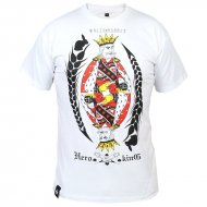 White Rabbit T-Shirt Heroking wei�