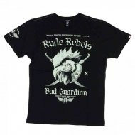 Yakuza Premium T-Shirt Bad Guardian 2101 schwarz