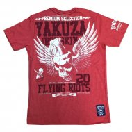 Yakuza Premium T-Shirt Flying Riots rot