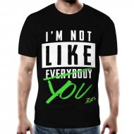 Zec+ Zec+ Everybody T-Shirt Schwarz