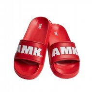 AMK Originals Badelatschen Schlappos red/white