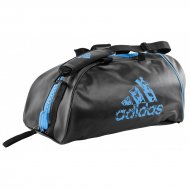 Adidas Tasche Training 2in1 Bag black/solar blue