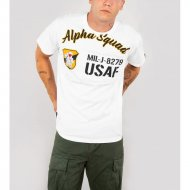 Alpha Industries Alpha Squad weiss