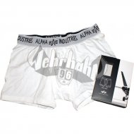 Alpha Industries Bodywear Boxer Brief white