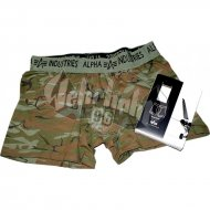 Alpha Industries Bodywear Boxer Brief woodl.-camo