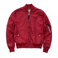 Alpha Industries Bomberjacke MA-1 TT speed red