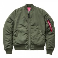 Alpha Industries Bomberjacke MA-1 VF IP WMN sage-green