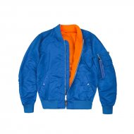Alpha Industries Bomberjacke MA-1 VF LW Reversible lapis...