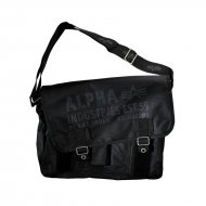 Alpha Industries - Cargo Oxford Courier Bag