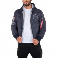 Alpha Industries Daunenjacke Hooded Puffer Apollo 11...