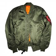 Alpha Industries - MA-1 Bomberjacke sage green