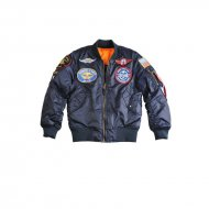 Alpha Industries - MA-1 PATCH YOUTH
