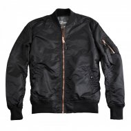 Alpha Industries - MA-1 VF LW Bomberjacke black/copper