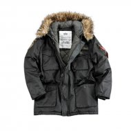 Alpha Industries - Mountain Winterparka black