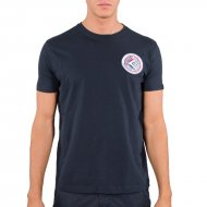 Alpha Industries T-Shirt Apollo 15 rep. blue