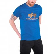 Alpha Industries T-Shirt Basic lapis blue