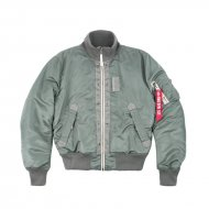 Alpha Industries Top Gun Jacket vintage green