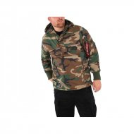 Alpha Industries Windbreaker WP Anorak wdl. camo 65