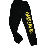 Amstaff Colors Blade Sweatpants schwarz/gelb