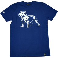 Amstaff Colors Logo Shirt Navy