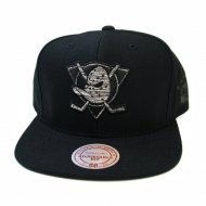 Anaheim Ducks Motion Snapback | NHL | Mitchell & Ness