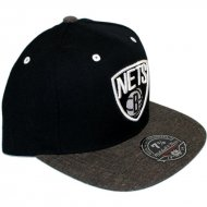 Brooklyn Nets Fitted Cap Bronet | NBA | Mitchell & Ness