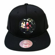 Brooklyn Nets Floral Infill Snapback | NBA | Mitchell &...