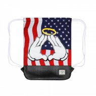 Cayler & Sons BK Angels Gymbag | White Label
