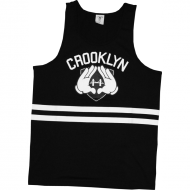 Cayler & Sons - Crooklyn Tank-Top black / white