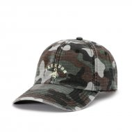 Cayler & Sons Curved Baseball-Cap FRDM woodland