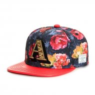 Cayler & Sons GL A-Dam Snapback Cap tulip camo/red/gold