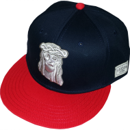 Cayler & Sons Snapback C&S Gzus navy/rot