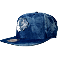 Chicago Blackhawks Snapback Blue Dyed Denim | NHL |...