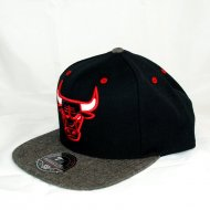 Chicago Bulls Fitted Cap Bronet | NBA | Mitchell & Ness