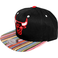 Chicago Bulls Snapback Crochet | NBA | Mitchell & Ness