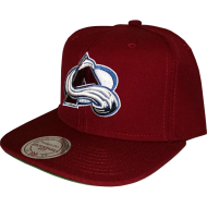 Colorado Avalanche Snapback Big Logo red | NHL | Mitchell...